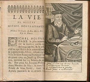 Les vrayes Centuries et Prophéties de Maistre: Michel NOSTRADAMUS