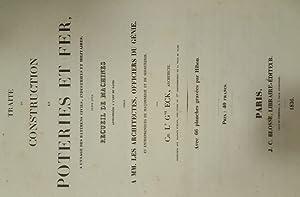 Application générale du fer, de la fonte: ECK Charles Louis