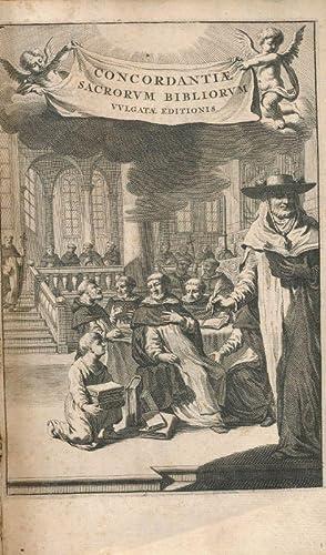 Sacrorum Bibliorum vulgatae editionis concordantiae: LUCAS François