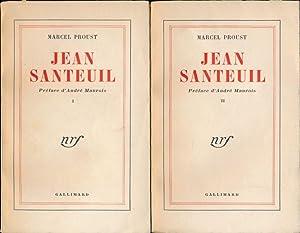 Jean Santeuil. 3 volumes: Marcel PROUST