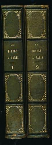 Le diable à Paris. Paris et les: GAVARNI ] George