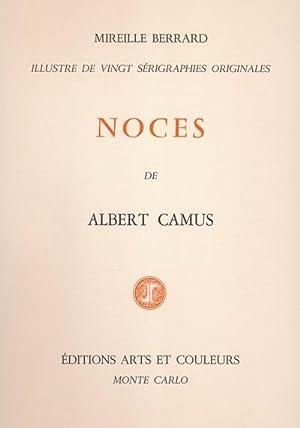 Noces: Albert CAMUS -