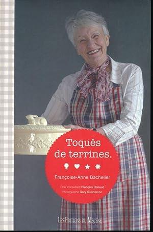 Toqués de terrines: BACHELIER Anne Françoise