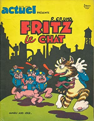 Fritz le chat: CRUMB Robert