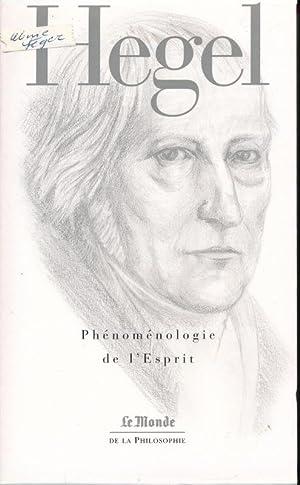9782081212626 Gil Hegel Phénoménologie Librairie L'esprit De Par vIqzqS6UW