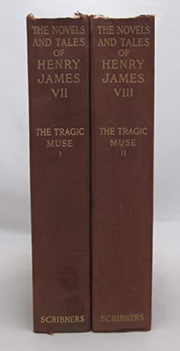 The Tragic Muse in two volumes: The: Henry James