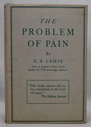 The Problem of Pain: C. S. Lewis