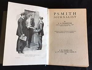 Psmith Journalist: Wodehouse, P.G.