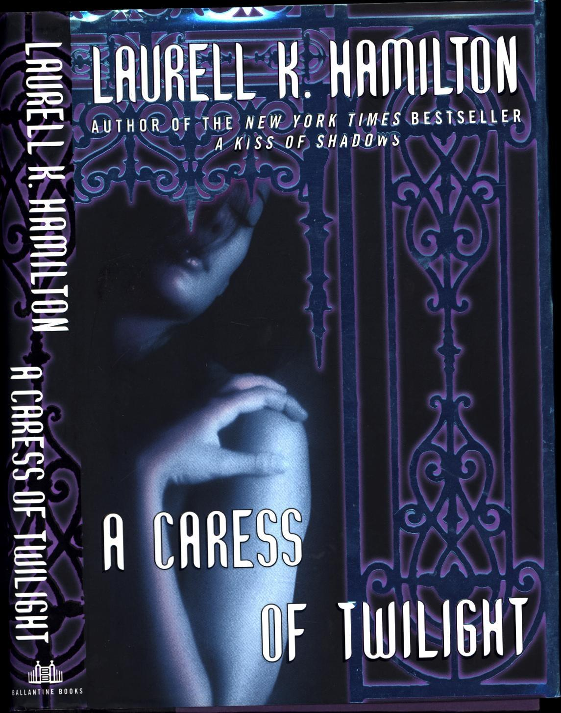 A Caress of Twilight (SIGNED) by Hamilton, Laurell K.: As New ...