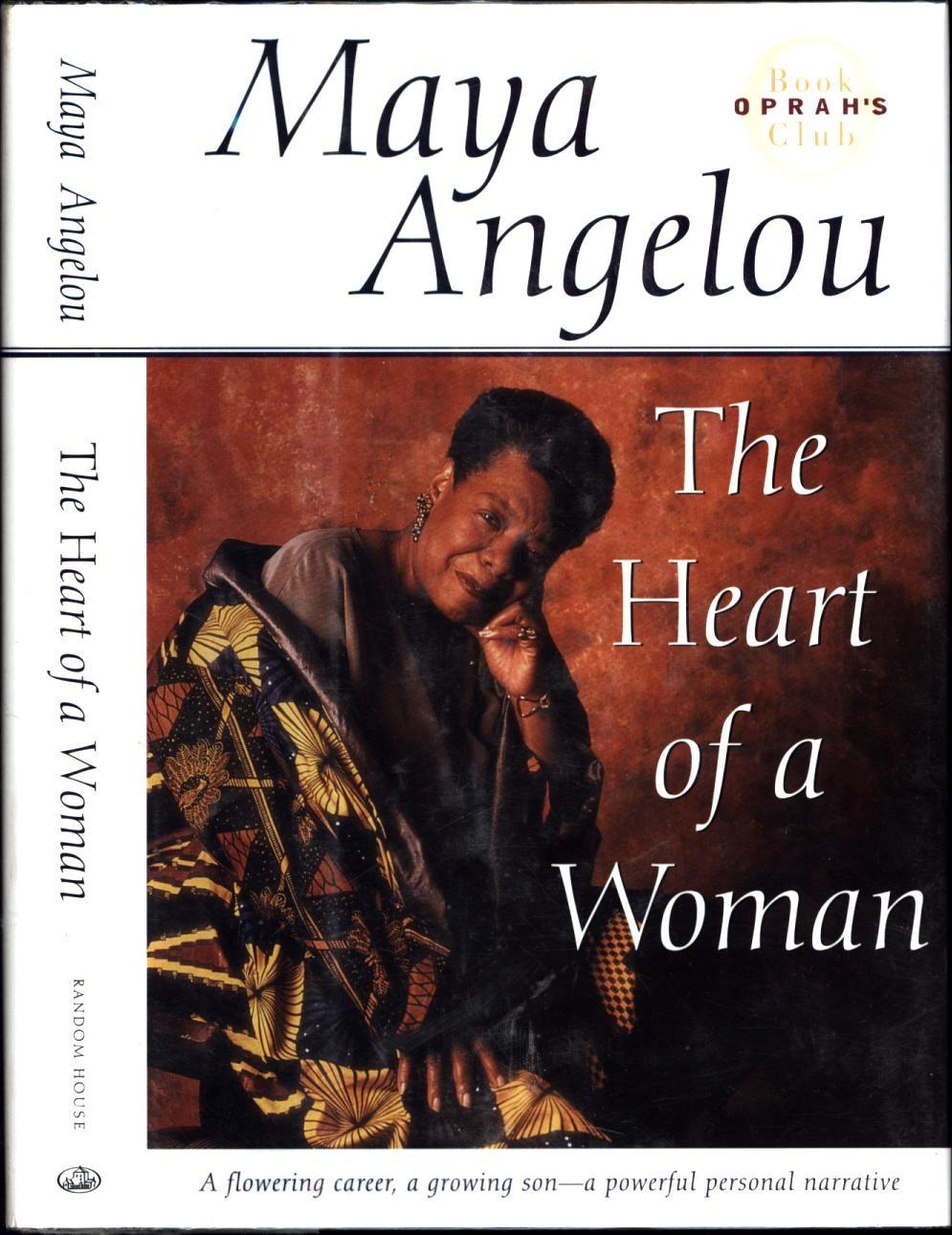 The Heart of a Woman (SIGNED): Angelou, Maya