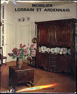 Mobilier Lorrain et Ardennais (EN FRANCAIS): Lucile Oliver
