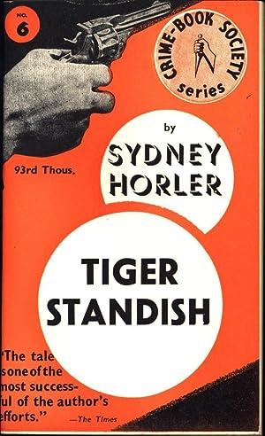 Tiger Standish: Horler, Sydney