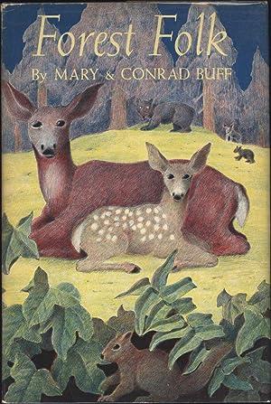 Forest Folk (SIGNED): Buff, Mary &