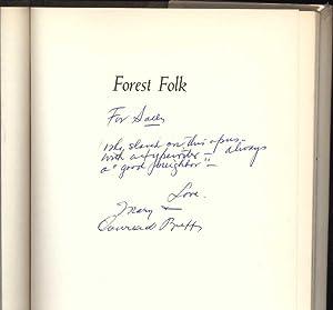 Forest Folk (SIGNED): Buff, Mary & Conrad