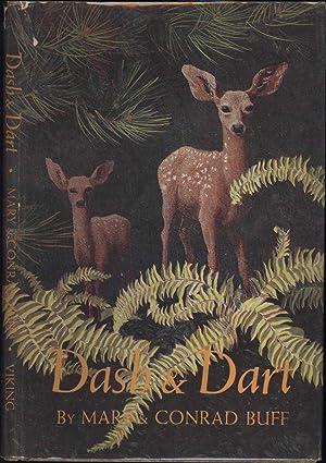 Dash & Dart (SIGNED): Buff, Mary & Conrad