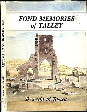 Fond Memories of Talley (SIGNED): James, Brenda M.