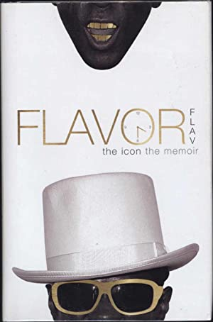 Flavor Flav / the icon the memoir (SIGNED)