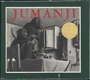 Jumanji (SIGNED): Van Allsburg, Chris,