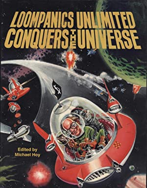 Loompanics Unlimited Conquers the Universe / Articles: Hoy, Michael, edited
