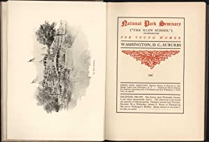 """National Park Seminary for Young Women (""""The Glen School"""") Incorporated / Washington..."""