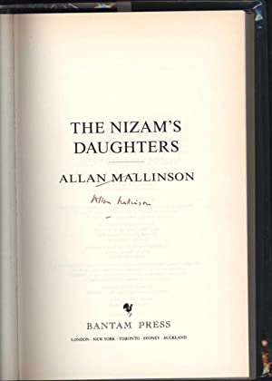 The Nizam's Daughters / With Matthew Hervey of the Light Dragoons (SIGNED): Mallinson, ...