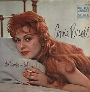 Don't Smoke in Bed / United Artists UAS 6022 (STEREO VINYL LP): Russell, Connie, ...
