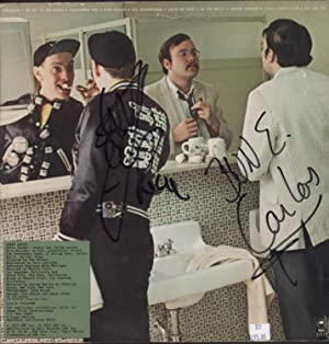 Heaven Tonight (VINYL ROCK 'N ROLL LP, SIGNED X 4, AUTOGRAPHED): Cheap Trick