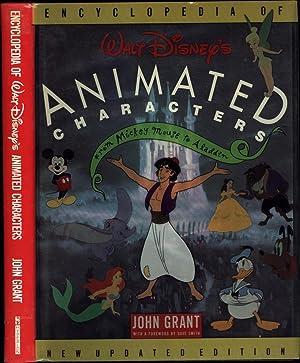 Encyclopedia of Walt Disney's Animated Characters /: Grant, John