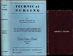 Pocket Cyclopedia of Nursing / Second Edition Revised: Scott, R.J.E., M.D., edited by