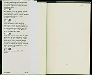 Witch Hunt: Harvey, Jack / Ian Rankin writing as