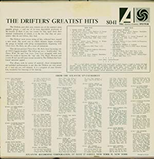 The Drifters' Greatest Hits (VINYL LP): The Drifters