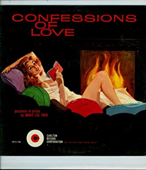 Confessions of Love / Passions in Prose (WEIRD VINYL LP)
