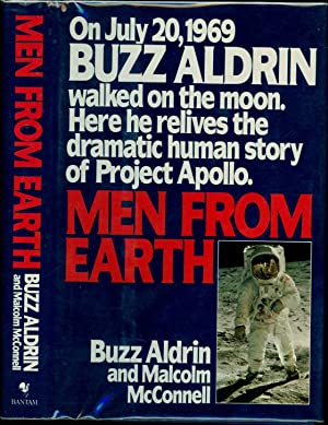 Men from Earth / On July 20,: Aldrin, Buzz, and