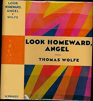 Look Homeward, Angel (UNKNOWN EDITION): Wolfe, Thomas