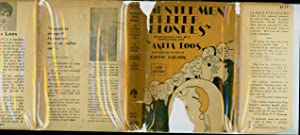 "Gentlemen Prefer Blondes"" / The Illuminating Diary of a Professional Lady: Loos, Anita"