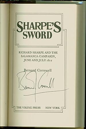 Sharpe's Sword / A novel / Richard Sharpe and the Salamanca Campaign, June and July 1812 (...