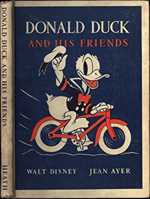 Donald Duck and His Friends: Ayer, Jean, Told