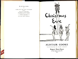Christmas Eve: Cooke, Alistair