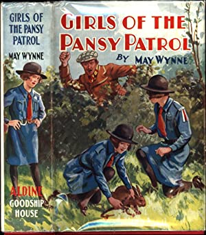 Girls of the Pansy Patrol / A Story of Girl Guides in Camp: Wynne, May