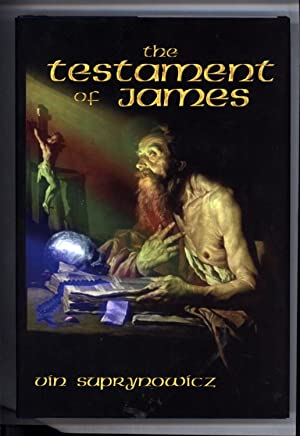 The Testament of James / From the case files of Matthew Hunter and Chantal Stevens (SIGNED &...
