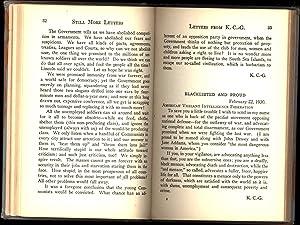 Still More Letters: Crane-Gartz, Kate