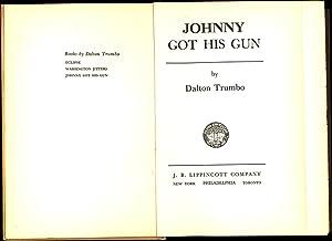 Johnny Got His Gun (SIGNED): Trumbo, Dalton
