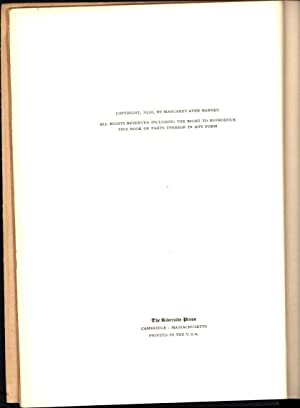 Years of Grace (SCARCE FIRST PRINTING, ASSOCIATION COPY, THE COPY OF BRYN MAWR PRESIDENT KATHARINE ...
