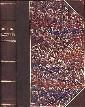 Looking Backward 2000-1887: Bellamy, Edward /