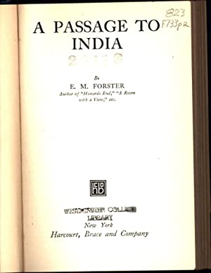 A Passage to India: Forster, E.M. / Author of