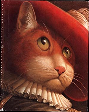 Puss in Boots / A Tale (SIGNED BY ILLUSTRATOR): Perrault, Charles / Translated by Malcolm ...