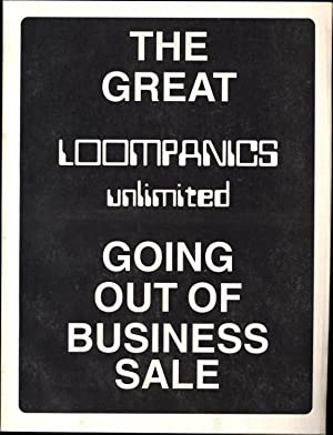 Loompanics Unlimited 2005 Main Catalog / The Best Book Catalog in the World AND The Great ...