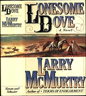Lonesome Dove / A Novel: McMurtry, Larry /
