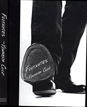 Footnotes / What You Stand For Is More Important Than What You Stand In (WARMLY INSCRIBED / THE D...