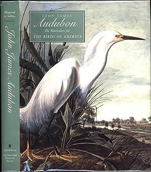 The Watercolors for 'The Birds of America': Audubon, John James